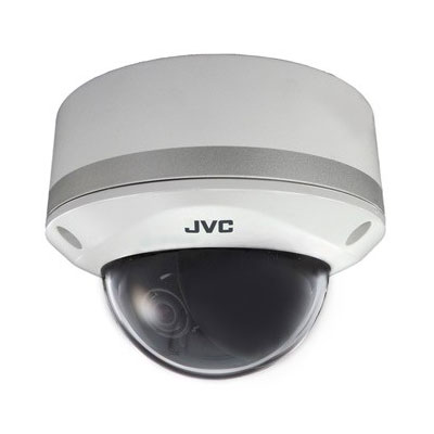 "JVC TK-C2201WPE 1/3"" CCD fixed dome camera"