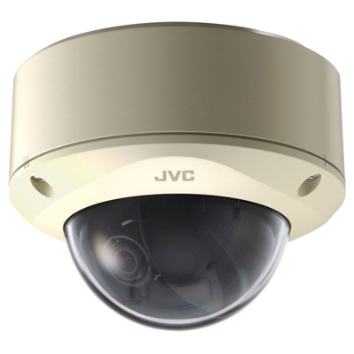 Two high-performance fixed mini-dome cameras from JVC