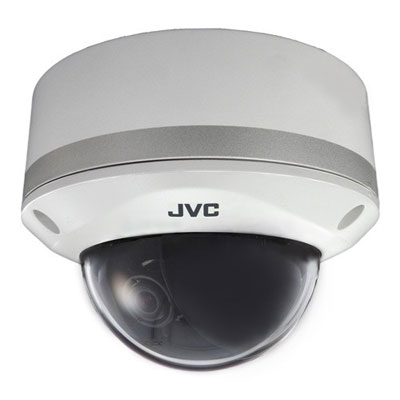 JVC VN-H257VPU  external HD network  dome camera
