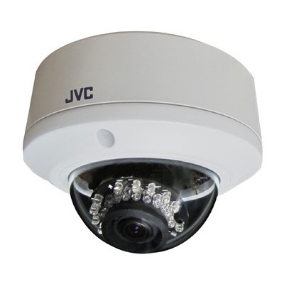 JVC VN-T216VPRU HD mini dome camera with IR-LED