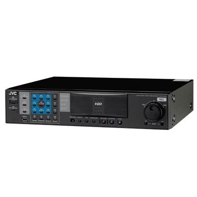JVC's VR-N1600E 16-channel network video recorder (NVR)