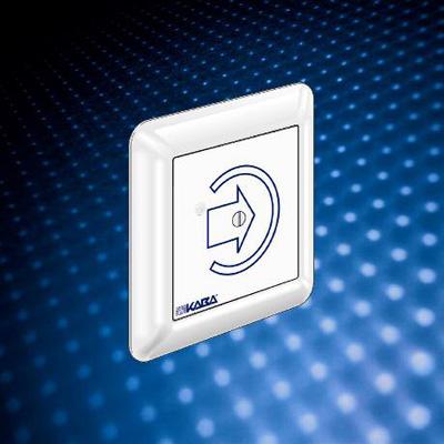 Kaba elolegic reader is a contactless access control reader