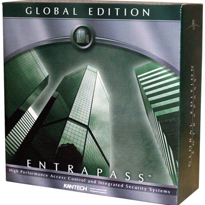 Kantech EntraPass Global Edition