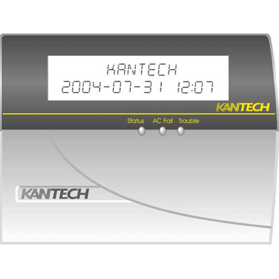 Kantech KT3-LCD Access control system accessory