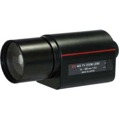 Kawaden KZ40X1045DIR IR corrected 40X motorised zoom lens with DC iris