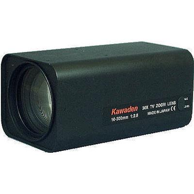 Kawaden KZM30X1028SD Megapixel 30X motorised zoom lens with DC iris