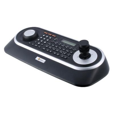 eneo KBD-2USB System Keyboard with 3-Axis Joystick, Jog Shuttle, USB, RS-485, 12VDC