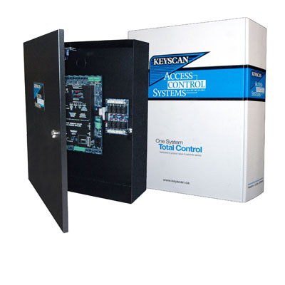 Keyscan CA250 2 reader/door access control unit