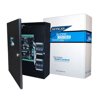 Keyscan CA8500 8 reader/door access control unit