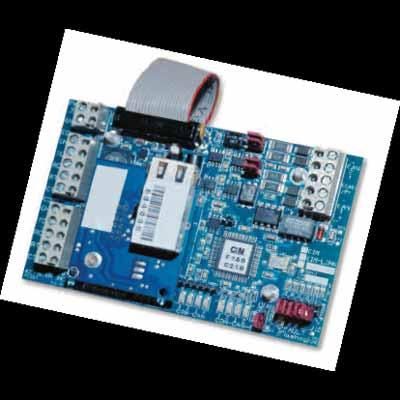 Keyscan CIM communication control module