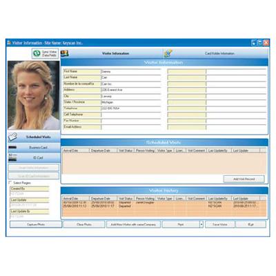 Keyscan K-VIS Access control Specifications ... on