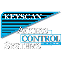 Keyscan P2031KK self-powered electronic pushbutton lock -100 users