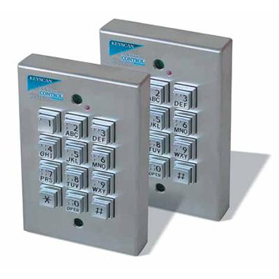 Keyscan WSSKP-1 stainless steel keypad unit