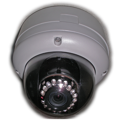 New Kodicom True Day Night Vandal proof dome camera with IR LED's CB90H(CB55H)-TDN3-18IR-A