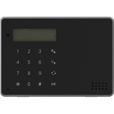 Climax Technology KPT-29ZB wireless ZigBee information keypad
