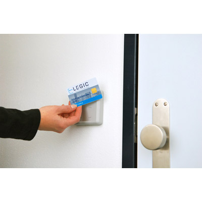 LEGIC card-in-card solutions combine physical and logical access