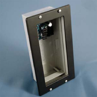 Lenel LNL-BIO-007-ENC is designed to mount any model of the BIO-007 series