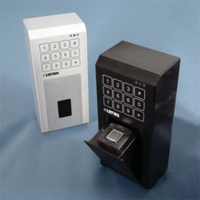 Lenel BIO-007 - three-factor biometric access control reader