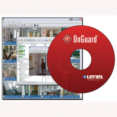 Lenel offers web enabled applications with OnGuard 2006