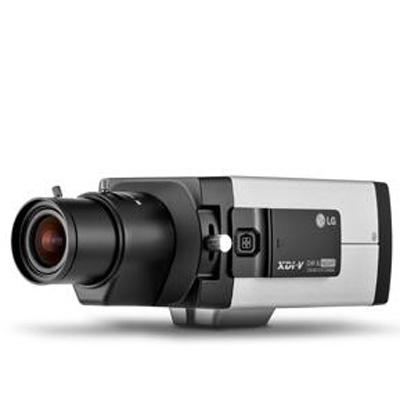 LG Electronics LCB5500-BP 6mm CCD High Resolution WDR Camera