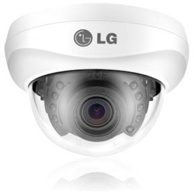 LG Electronics LCD5300R-BP 700 TVL day & night dome camera