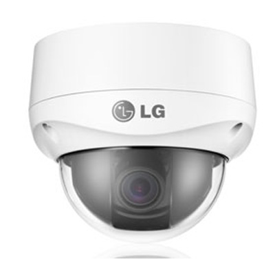 LG Electronics LCV5100-BP day & night dome camera
