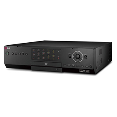 LG Electronics LRH7160D-2TB 16-channel hybrid DVR