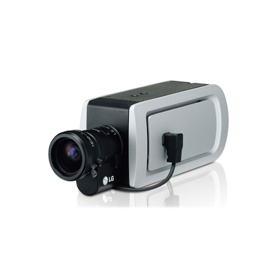 LG Electronics LW345-FP 1/2.8 type CMOS full HD IP box camera