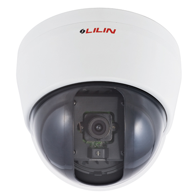LILIN CMD052N6 1/3-inch Color Dome Camera With 540 TVL Resolution