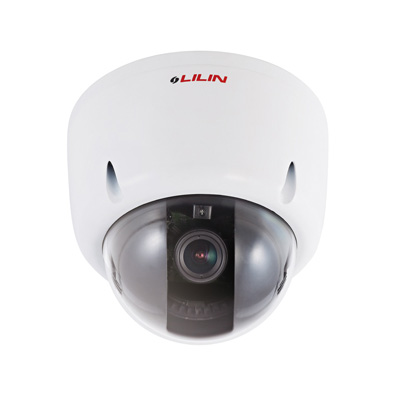 LILIN  CMD6186X3.6N Day/night Dome Camera With750 TVL Resolution