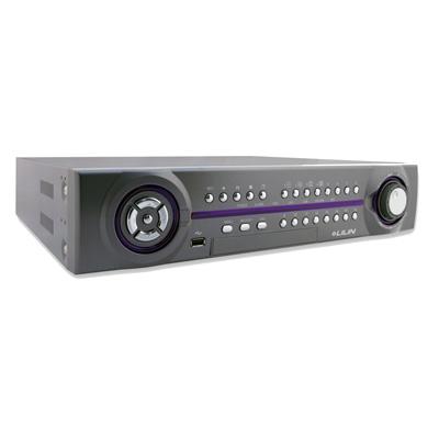 LILIN DVR-508D-2TB H.264 real-time DVR