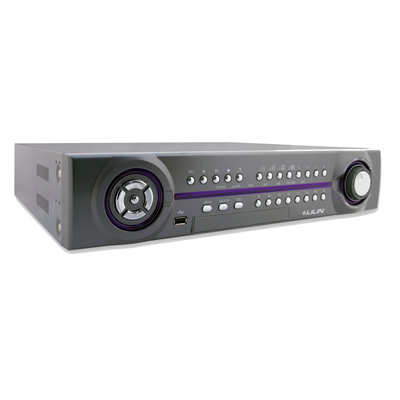 LILIN DVR-516D H.264 real-time full D1 DVR