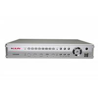LILIN DVR208B H.264 DVR surveillance recording system