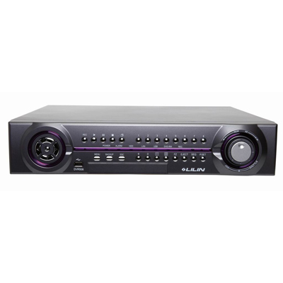 LILIN DVR508 H.264 Real-Time Full D1 Digital Video Recorder