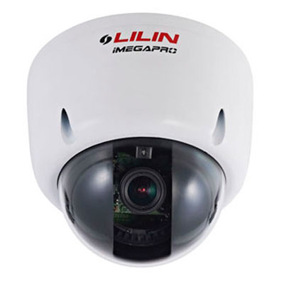 LILIN IPD6122ESX3.6 day & night 1080P HD vandal resistant dome IP camera
