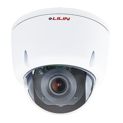 LILIN IPD6122X full HD 2 megapixel vandal resistant dome IP camera