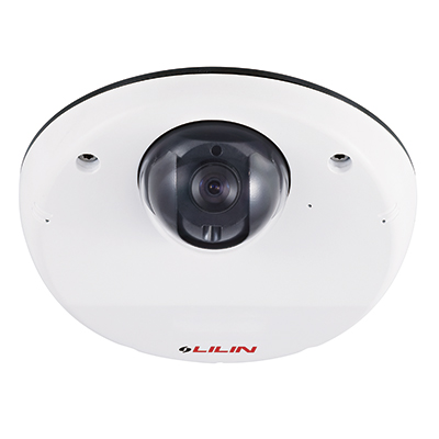 LILIN IPD6220 full HD 2 megapixel vandal resistant dome IP camera