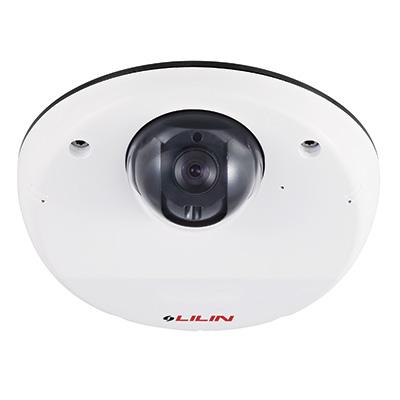 LILIN IPD6222 full HD 2 megapixel vandal resistant dome IP camera