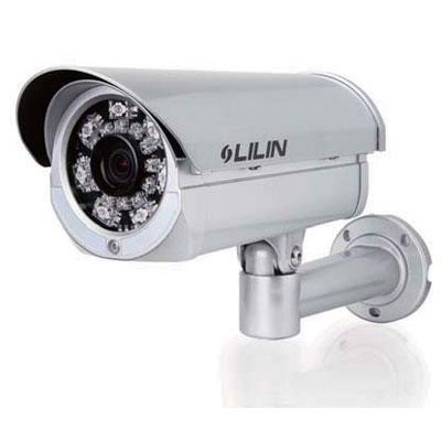 LILIN IPR-454XSP H.264 true day/night network bullet I/R LeD camera