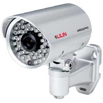 LILIN IPR-722S6 day & night 1080P HD IR IP camera