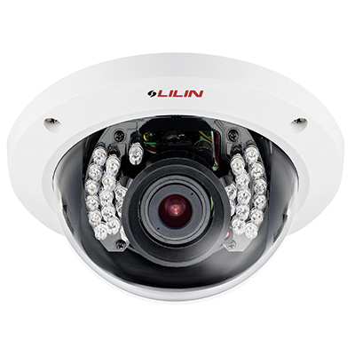 LILIN IPR2322X full HD 2 megapixel vari-focal dome IR IP camera