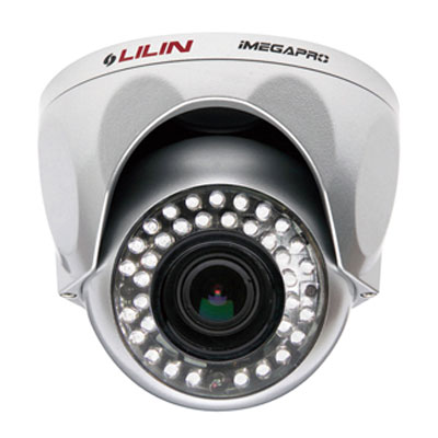 LILIN IPR31EMX3 day & night MOS 1.3 MP HD vandal resistant dome IR IP camera