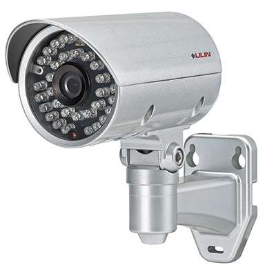 LILIN IPR722-IVS 2 MP full HD day & night IR IP camera