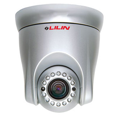 LILIN IPS2124N 12x day & night IR speed dome IP camera