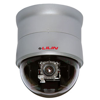 LILIN IPS3124N Day & Night High-Resolution IP Dome Camera
