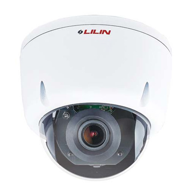 LILIN LD6122X day & night 1080P HD vandal resistant dome IP camera