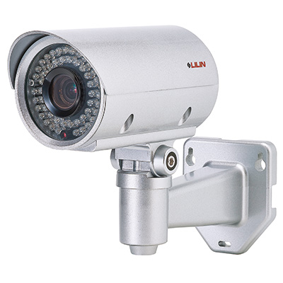 LILIN LR7722X full HD 2 megapixel day/night vari-focal IR IP camera
