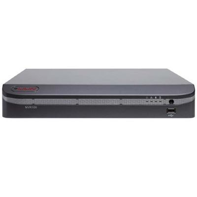 LILIN NVR-109D-2TB H.264 1080P standalone NVR Touch