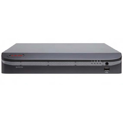 LILIN NVR104 1080P real-time multi-touch 4 channel  standalone NVR