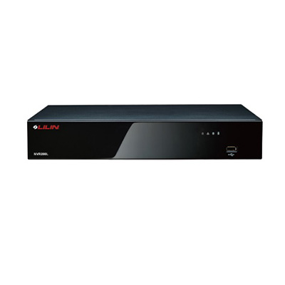 LILIN NVR200L 16 Channel Multi-touch H.264 Network Video Recorder